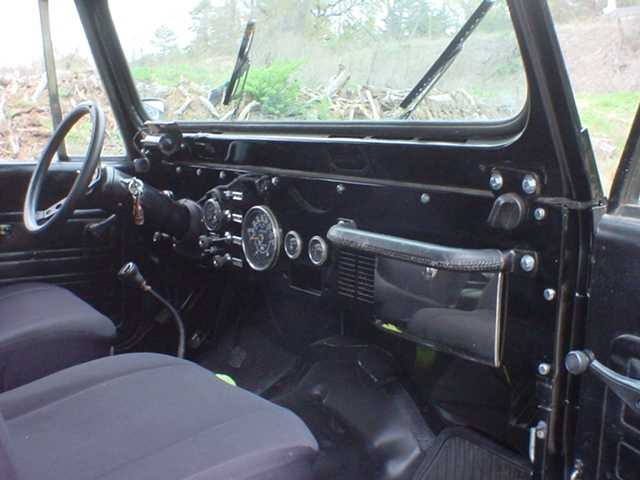 For Sale 1983 Jeep Cj7