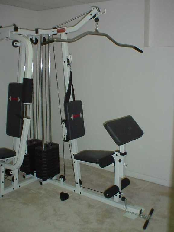 For sale home gym