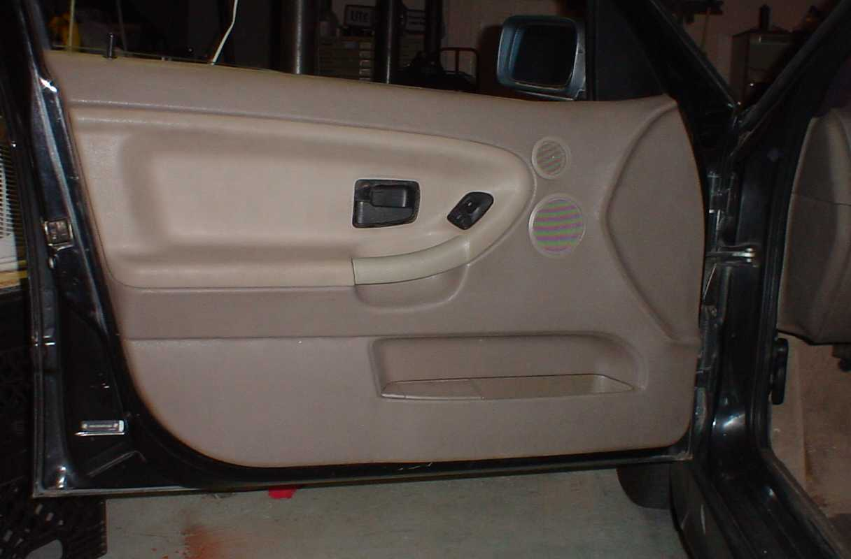 For sale 1993 bmw 325i e36 for 1993 bmw 325is interior door panel