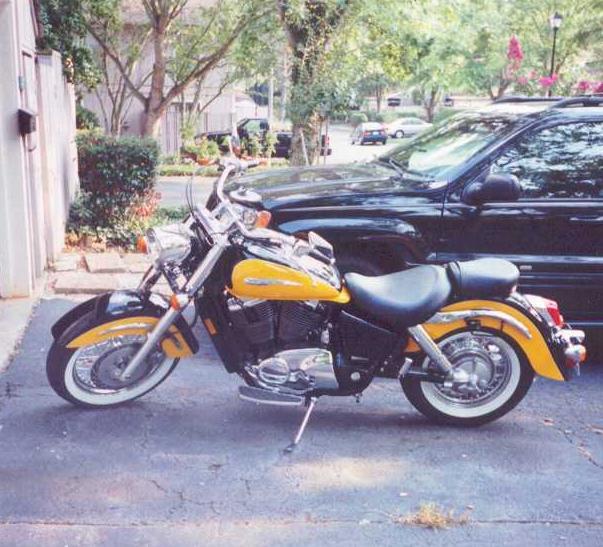 2000 Honda Shadow 1100: What's Louder, Flowmaster 40, 50, Or 70?
